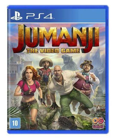 JOGO NAMCO BANDAI JUMANJI: THE VIDEO GAME PS4 BLU-RAY  (NB000195PS4)