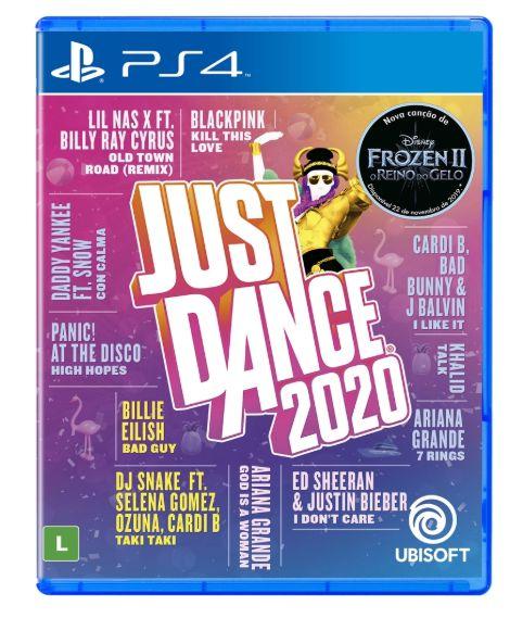 JOGO UBISOFT JUST DANCE 2020 PS4 BLU-RAY (UB2018AN)
