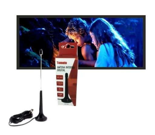 ANTENA INTERNA DIGITAL TOMATE UHF HDTV 4-6DB MTV-3015
