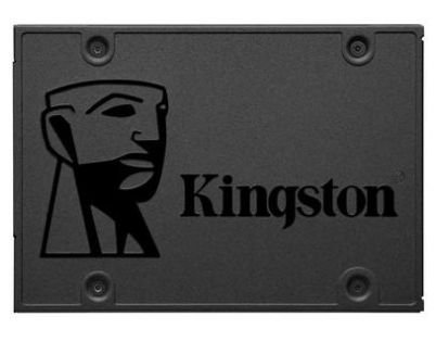 SSD KINGSTON 2.5 120GB A400 SATA III LEITURAS 500MBS