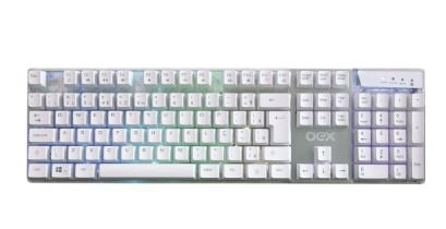 TECLADO GAMER OEX TC205 PRISMATIC