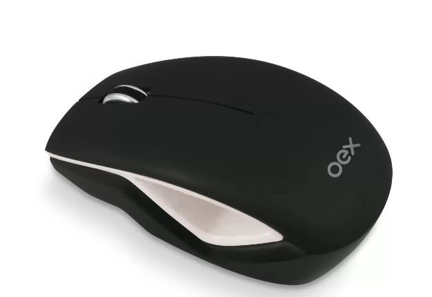 MOUSE OPTICO S/FIO GAP PT/BR OEX MS403