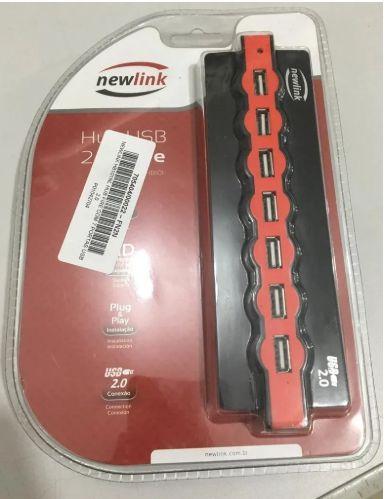 HUB USB 2.0 FIRE NEWLINK HB101NL