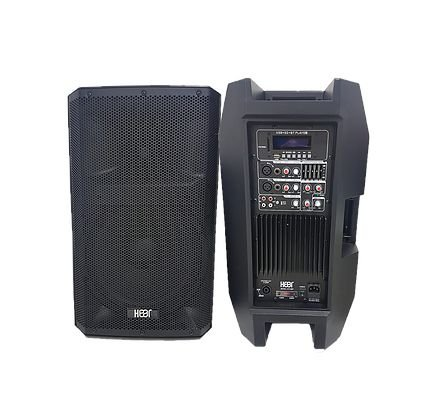 CAIXA AMPLIFICADA 12 MULTIFUNCOES 180W RMS PV12BT HEAR
