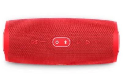 CAIXA BT JBL CHARGE4 RED IPX7