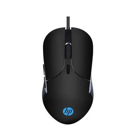 MOUSE HP INC GAMER USB M280 2400DPI RGB PRETO (M280)