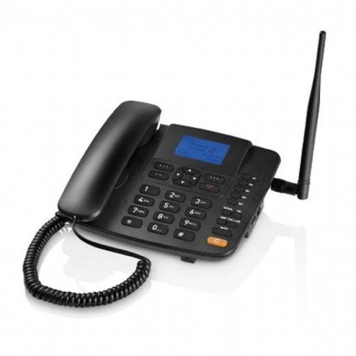 TELEFONE CELULAR RURAL DE MESA 5 BANDAS 3G SINGLE SIM