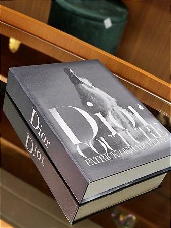 Caixa Livro Dior