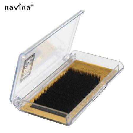 Cílios Fio A Fio Navina Luxo 0.10C