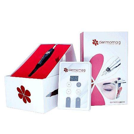 Dermógrafo Mag Estética Dermomag Pen + Fonte Duo