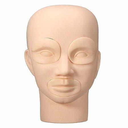 Cabeça de Boneca para Treino Micropigmentação