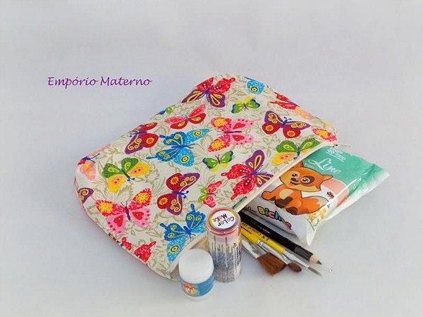 Kit para pintura de barriga - borboletas II