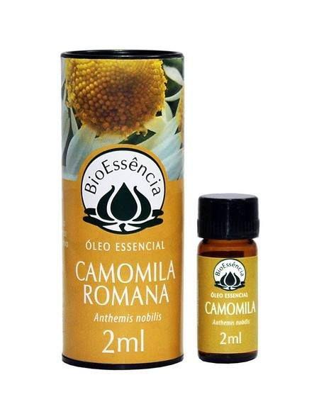 Óleo Essencial de Camomila Romana 2 ml