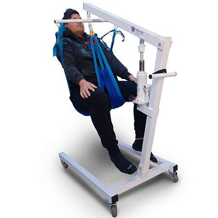 Guincho para Pacientes Desmontável até 130kg