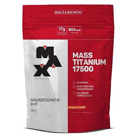 Mass Titanium Refil 17500 3kg