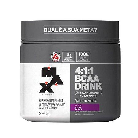 BCAA 4:1:1 drink Max Titanium 280g