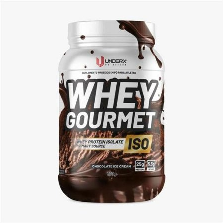Whey Gourmet Underx - 900g