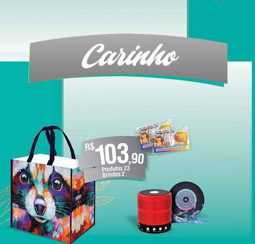 CESTA DE NATAL CARINHO