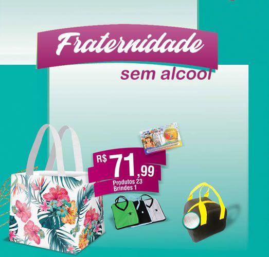 CESTA DE NATAL FRATERNIDADE SEM ALCOOL