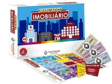 JOGO IMOBILIÁRIO  09 - 10 ANOS
