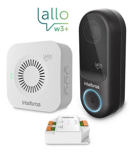 Vídeo Porteiro Wi-fi Allo W3+
