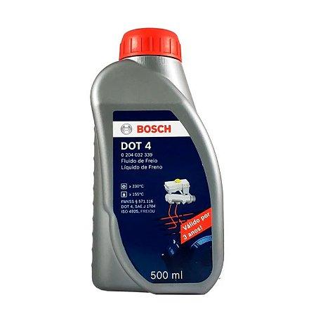 FLUIDO DE FREIO BOSCH DOT4 500ML