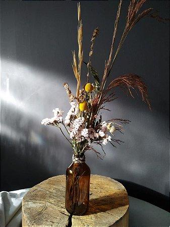 Garrafa Floral - Bolinha