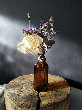 Garrafa Floral - Lavanda