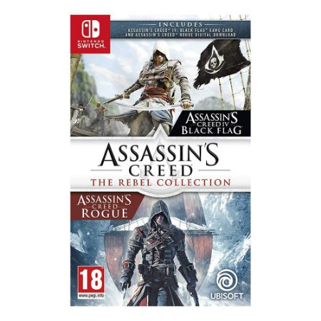 Switch Assassin's Creed: The Rebel Collection