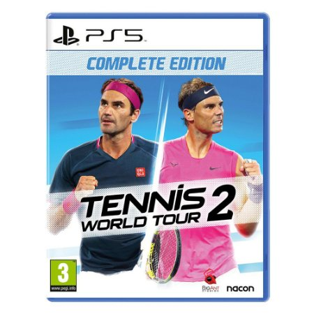 PS5 Tennis World Tour 2 Complete Edition