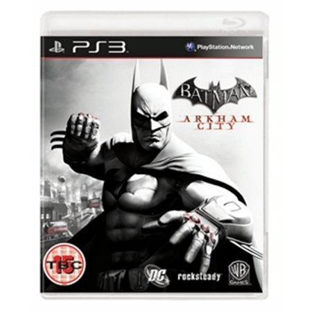 PS3 Batman: Arkham City [USADO]