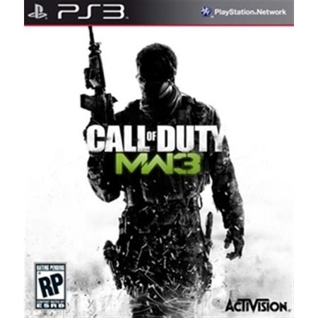PS3 Call of Duty: Modern Warfare 3 [USADO]