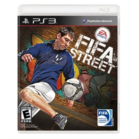 PS3 Fifa Street [USADO]