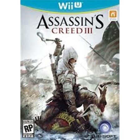 Nintendo WiiU Assassin´s Creed III