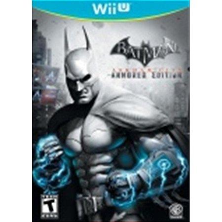 Nintendo WiiU Batman: Arkham City Armored Edition