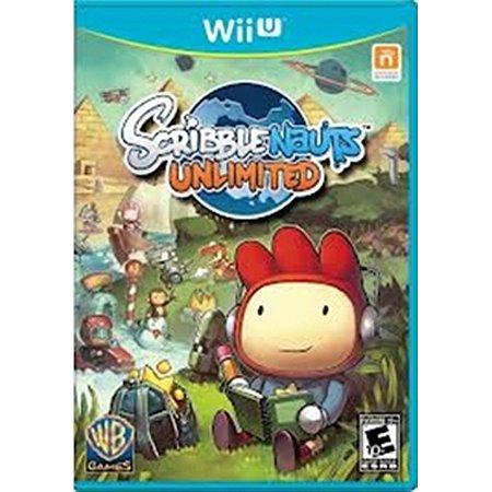 Nintendo WiiU Scribblenauts Unlimited