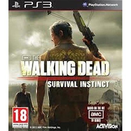 PS3 The Walking Dead: Survival Instinct [USADO]