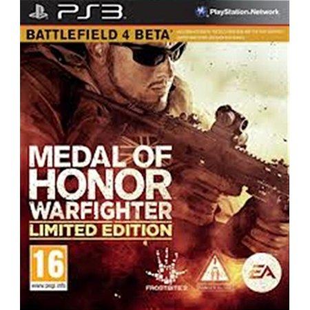 PS3 Medal of Honor: Warfighter [USADO]