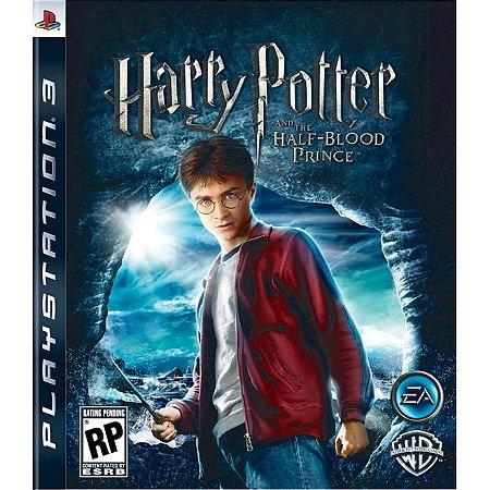 PS3 Harry Potter and the Half Blood Prince [USADO]