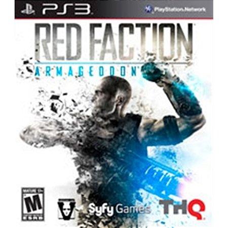 PS3 Red Faction: Armageddon [USADO]