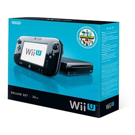 Nintendo WiiU Deluxe set [32 Gb]