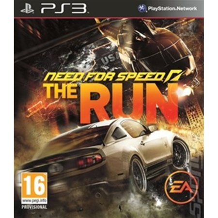 PS3 Need for Speed: The Run [USADO]