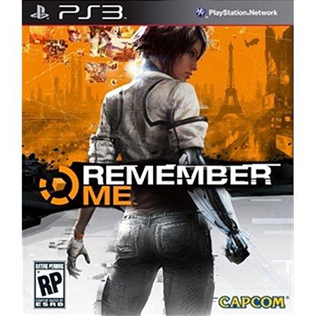 PS3 Remember Me [USADO]