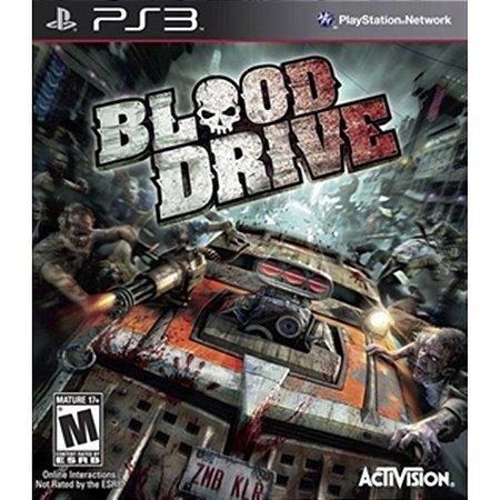 PS3 Blood Drive [USADO]