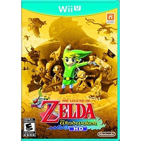 Nintendo WiiU The Legend of Zelda: The Wind Waker HD