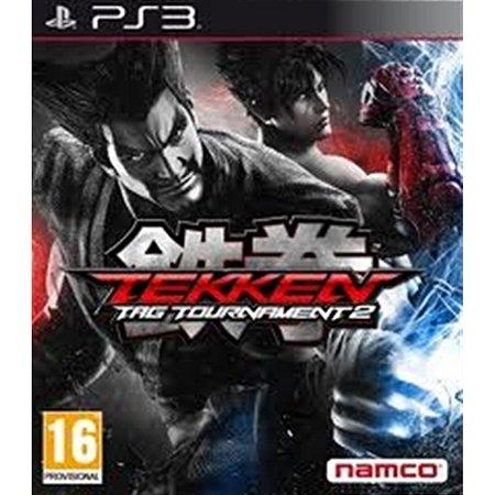 PS3 Tekken Tag Tournament 2 [USADO]