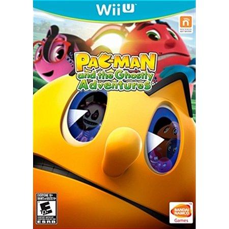 Nintendo WiiU Pac-Man and the Ghostly Adventures