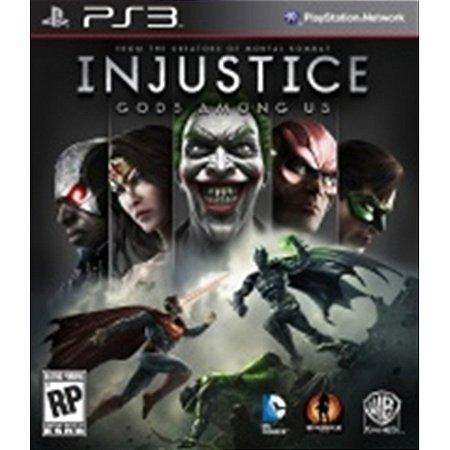 PS3 Injustice: Gods among us [USADO]