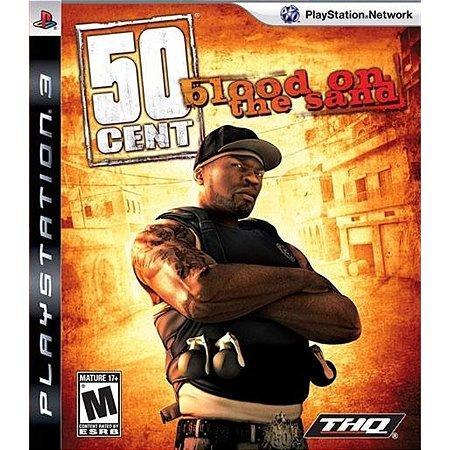 PS3 50 Cent Blood On Sand [USADO]