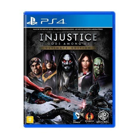 PS4 Injustice Gods among Us Ultimate Edition (Playstation Hits)